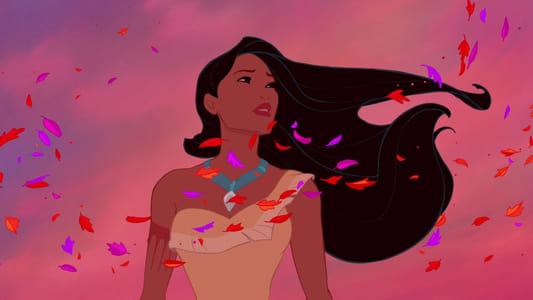 Image Pocahontas: Une légende indienne