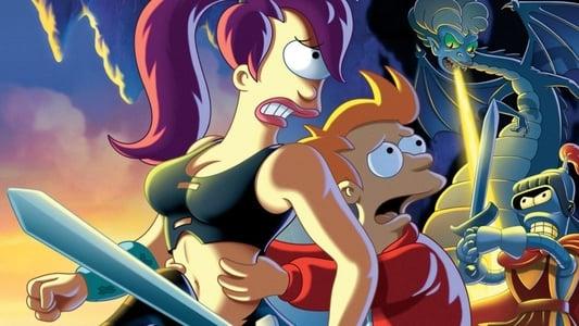 Image Futurama - Prenez garde au seigneur des robots !