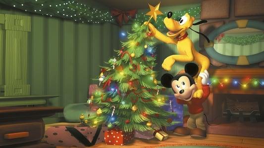 Image Mickey, Il était deux fois Noël