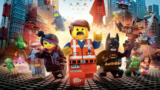 Image La Grande Aventure LEGO