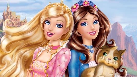 Image Barbie dans cœur de princesse