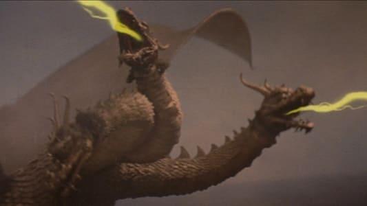Image Ghidrah, le monstre à trois têtes
