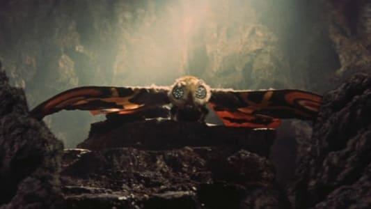 Image Mothra contre Godzilla
