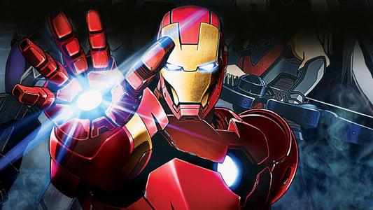 Image Iron Man : L'Attaque des Technovores