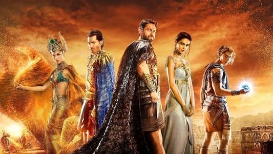 Image Gods of Egypt