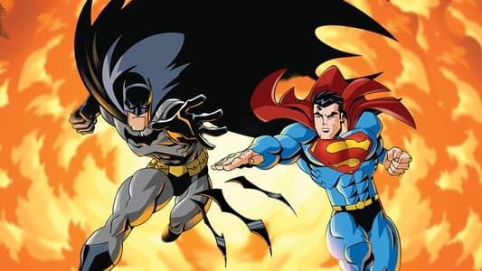 Image SuperMan/Batman: Ennemis publics
