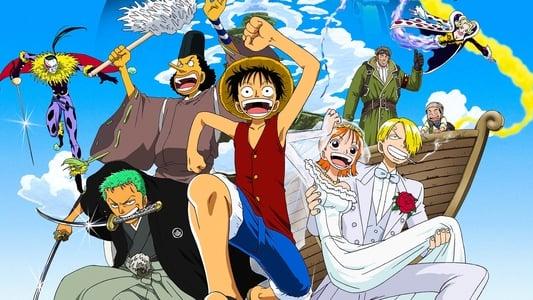 Image One Piece, film 2 : L'Aventure de l'île de l'horloge