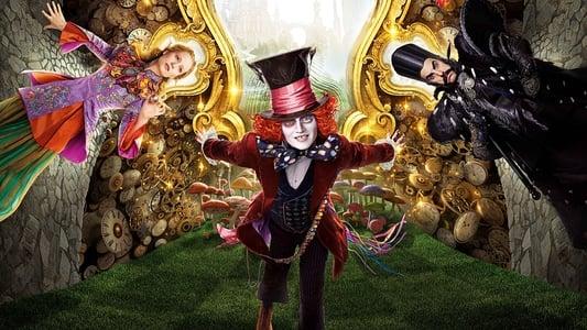 Image Alice de l'autre côté du miroir