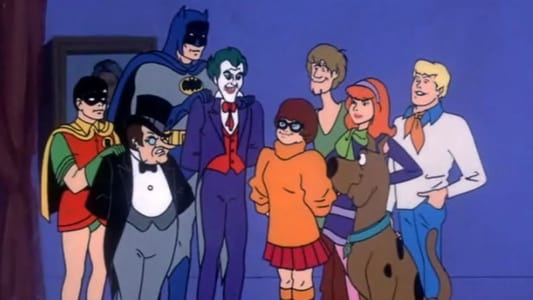 Image Scooby-Doo ! rencontre Batman