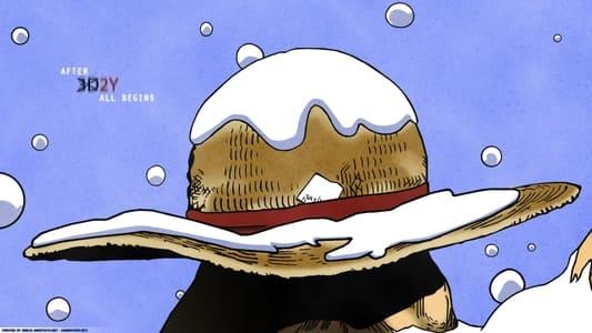 Image One Piece : 3D2Y : Surmonter la mort de Ace ! Le vœu de Luffy à ses amis