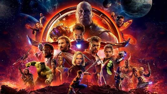 Image Avengers : Infinity War
