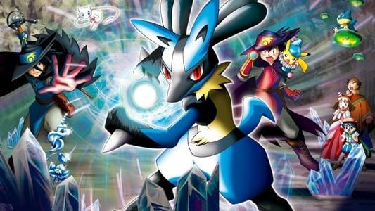 Image Pokémon : Lucario et le Mystère de Mew