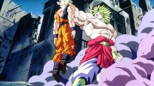 Image Dragon Ball Z - Broly le super guerrier