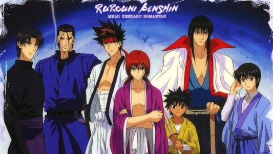 Image Kenshin, le vagabond : Requiem pour les Ishin Shishi