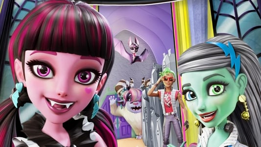 Image Monster High: Bienvenue à Monster High