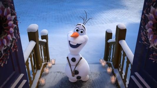 Image La Reine des Neiges : Joyeuses fêtes avec Olaf