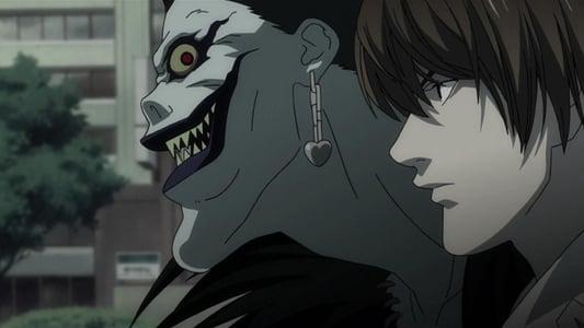 Image Death Note Relight: La Vision d'un Dieu