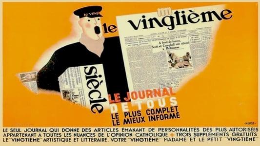 Image Le Petit Vingtième : le siècle de Tintin