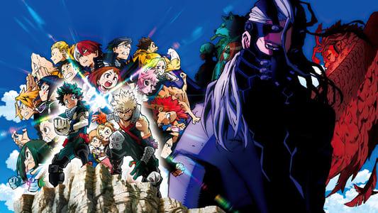 Image My Hero Academia : Heroes Rising