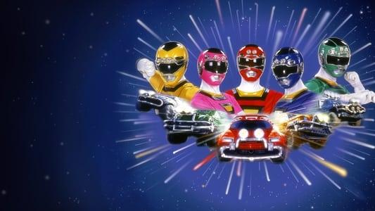 Image Turbo Power Rangers