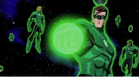 Image Green Lantern: Les Chevaliers De L'Emeraude