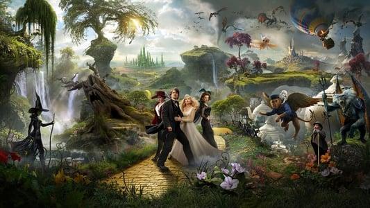 Image Le Monde fantastique d'Oz