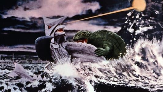 Image Gamera vs Zigra