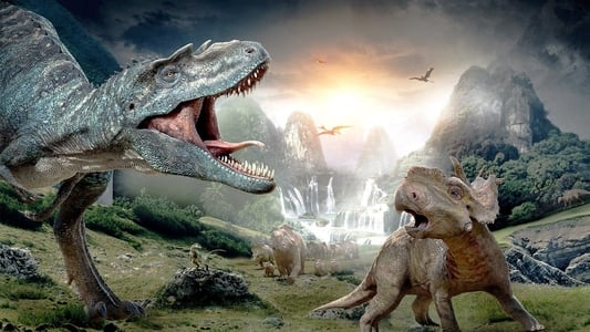 Image Sur la terre des dinosaures