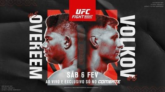 Image UFC Fight Night 184: Overeem vs. Volkov