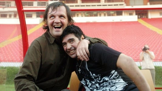 Image Maradona par Kusturica