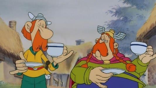 Image Astérix chez les Bretons
