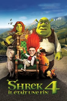 Voir Shrek 4, il était une fin (2010) en streaming