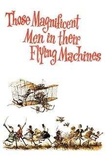 Ces merveilleux fous volants dans leurs drôles de machines (1965)