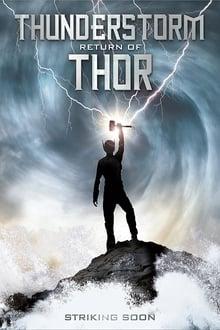 Adventures of Thunderstorm: Return of Thor series tv