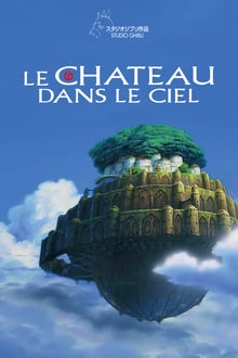 Image Le Château dans le ciel 1986