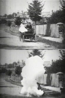 Explosion of a Motor Car (1900)