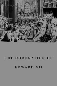Le couronnement du roi Édouard VII (1902)