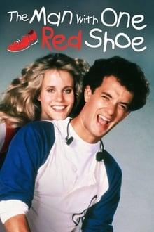 Image L'homme à la chaussure rouge 1985