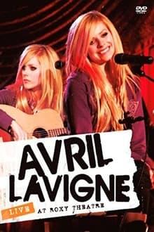 Image Avril Lavigne: Live from The Roxy Theatre