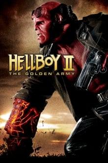 Voir Hellboy II : Les Légions d'or maudites en streaming