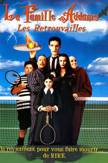 Image La Famille Addams  : Les Retrouvailles
