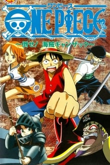 Image One Piece: Vaincre Ganzack le pirate !