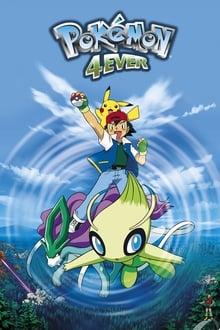 Image Pokémon 4Ever : Célébi, la voix de la forêt