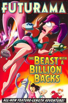 Image Futurama : Le Monstre au milliard de tentacules