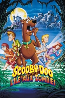 Scooby-Doo on Zombie Island series tv