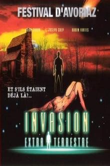 Image Invasion extra-terrestre