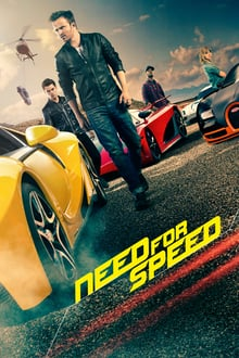 Voir Need for Speed en streaming