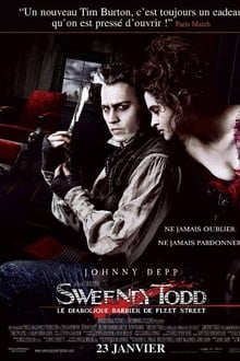 Image Sweeney Todd : Le Diabolique Barbier de Fleet Street