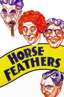 image Plumes de cheval