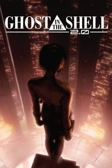 Image Ghost in the Shell 2.0 2008